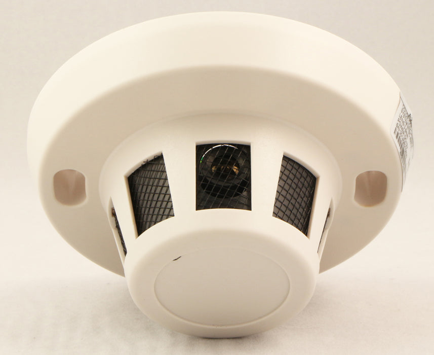 "Smoke Detector Camera - Fake Spy Hidden Cam - 450TVL 1/4"" CCD CCTV Security"