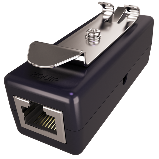 Ethernet Surge Protector - PoE+ - Gigabit - (with DIN Rail Mount Option)