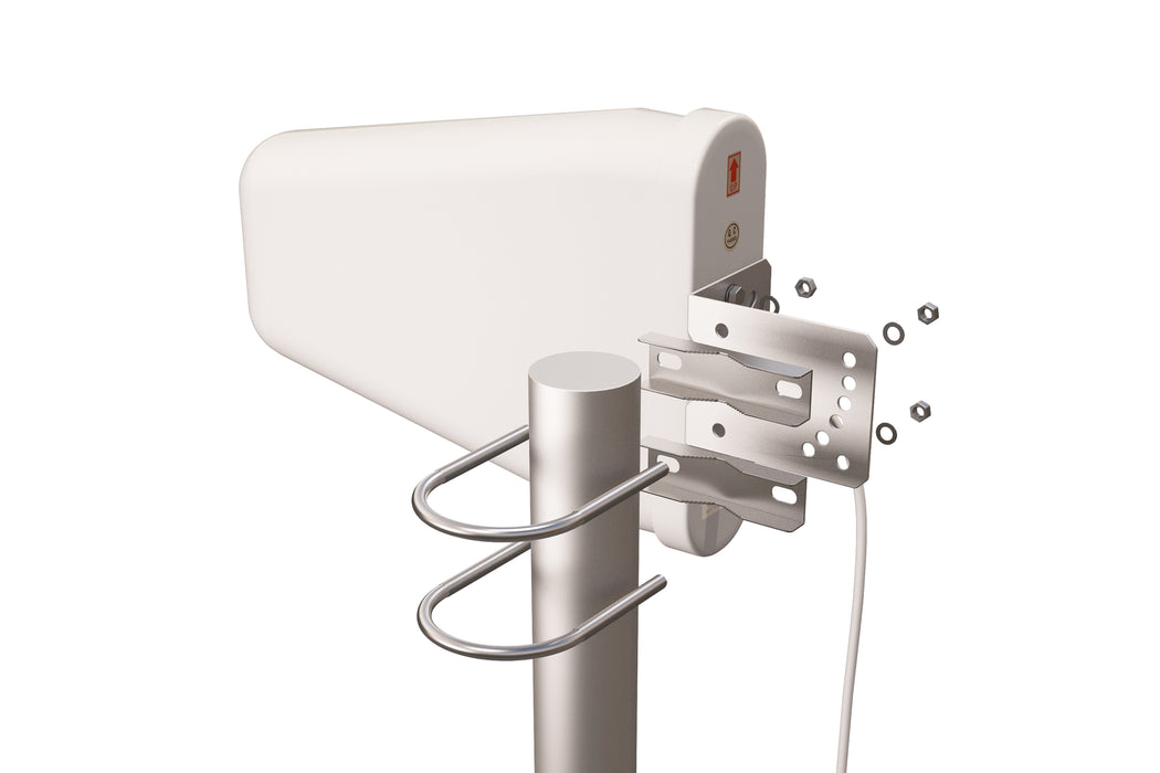 Yagi Directional Antenna 3G/4G/LTE 9dBi 800MHz-960MHz and 1.7-2.5GHz RP-SMA Male cable to TS-9 adapter
