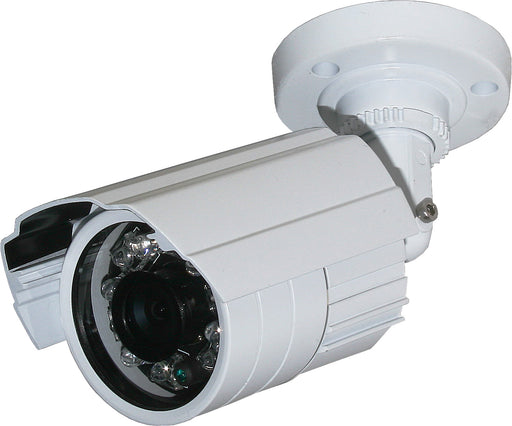 "Outdoor Camera System 1/4"" 3.6mm Wired Security Surveillance Night"