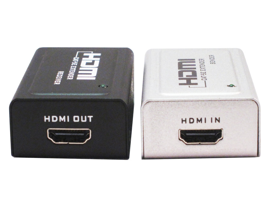 HDMI Extender 200ft Over Network CAT5E Cable Extension 3D 1080P