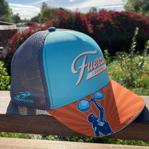Fuerza Trucker Benefit Hat for Feeding America