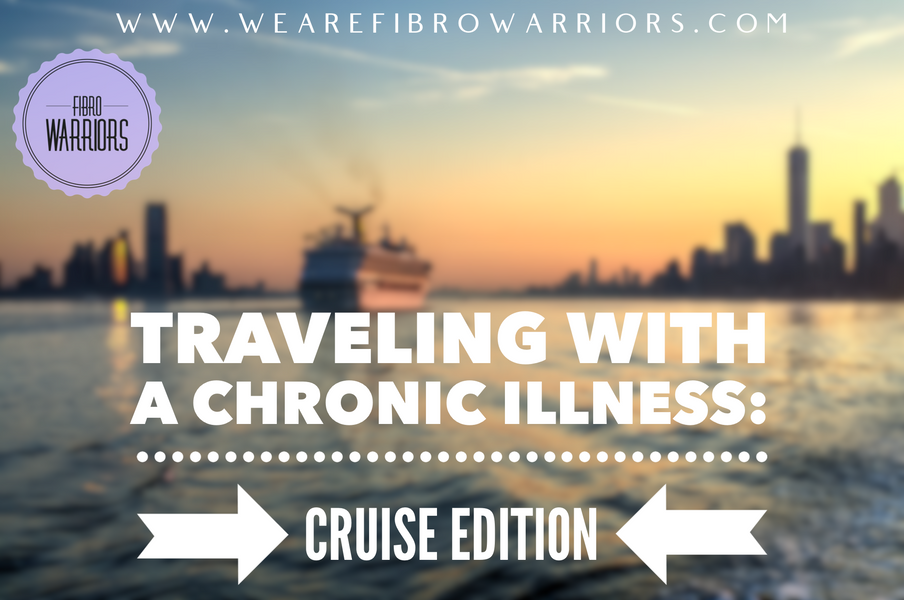 Traveling with a Chronic Illness: Cruise Edition