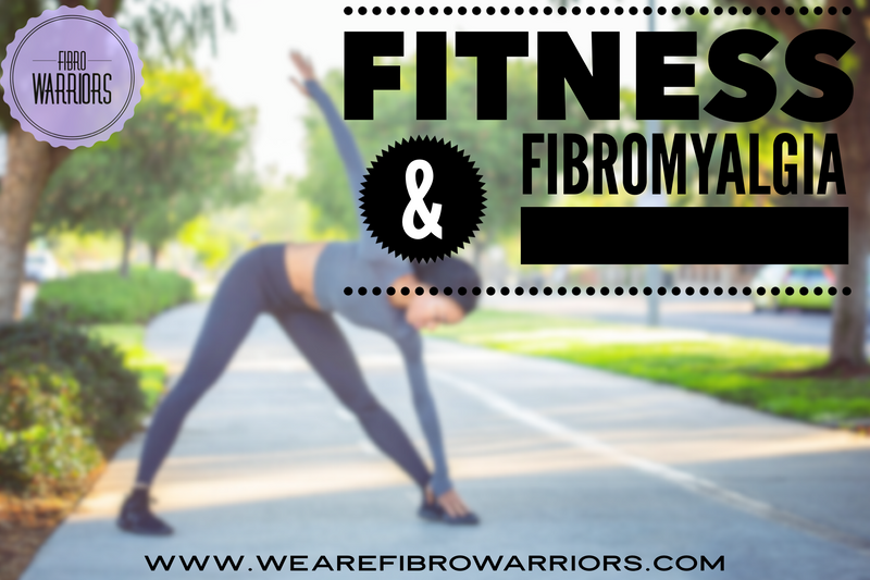 Guest Blog: Fitness and Fibro