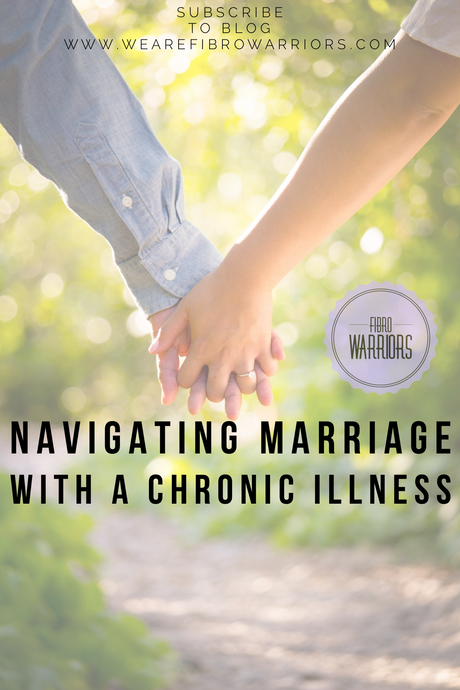 Guest Blog: Navigating Marriage with a Chronic Illness