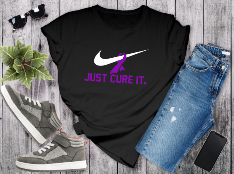 Just Cure It Tee