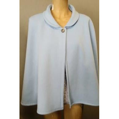 (L9) Ladies Collared Bed Cape - Adaptive Fitz Clothing