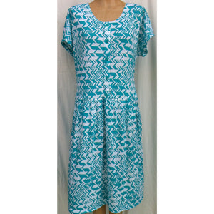 (L4) MANHATTAN - JADE - Budget Split Back Day Dress - Adaptive Fitz Clothing