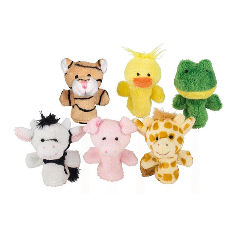 Goki Finger Puppet Set - Animals