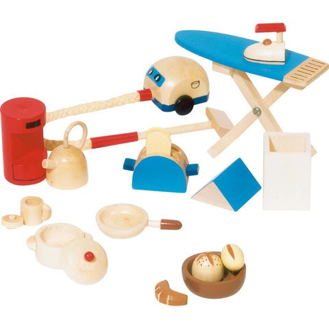 Goki Doll's House Accessories - Kitchen-Toy-Rockaway Toys