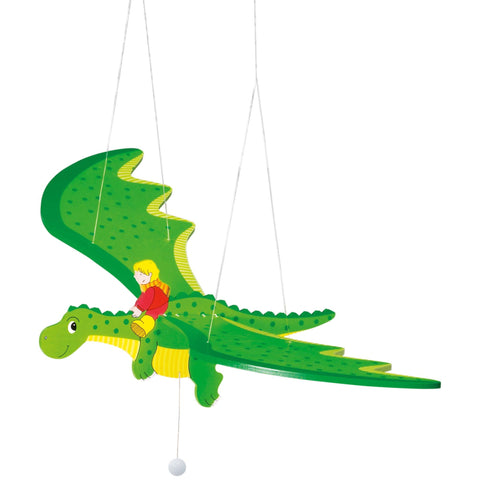 Goki Dragon Mobile, Swinging Animal-Toy-Rockaway Toys
