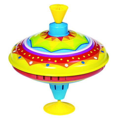 Goki Humming Top-Toy-Rockaway Toys