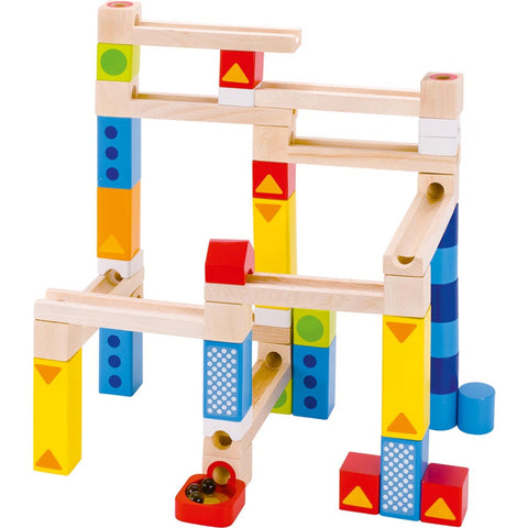 Goki Marble Run - Construction Set-Toy-Rockaway Toys