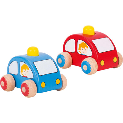 Goki Vehicle With Horn-Toy-Rockaway Toys