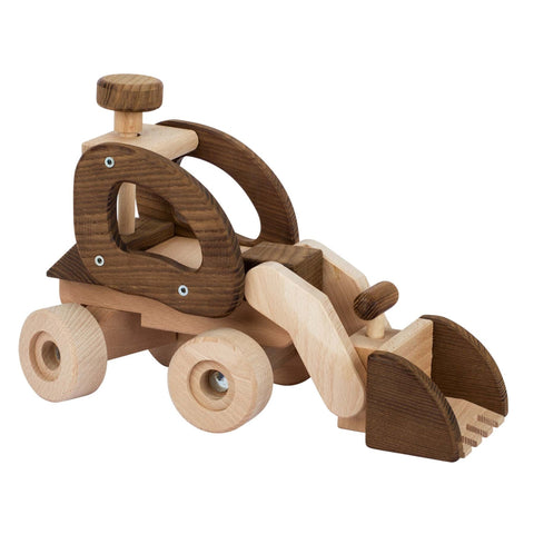 Goki Wheel Loader-Toy-Rockaway Toys