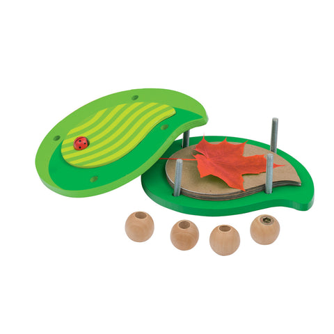 Goki Flower Press - Ladybird-Toy-Rockaway Toys