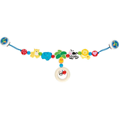 Heimess Pram Chain with Clips Africa-Toy-Rockaway Toys