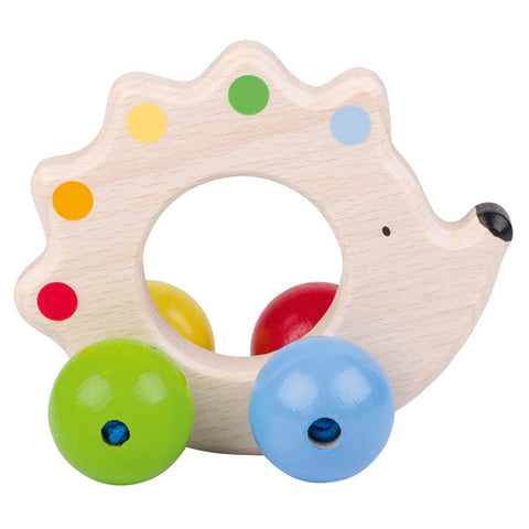 Heimess Touch Ring Hedgehog with Pearls-Toy-Rockaway Toys