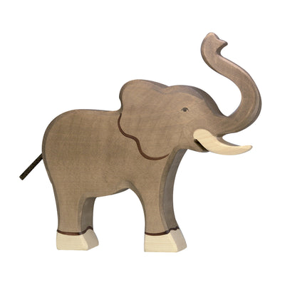 Holztiger Elephant Trunk Raised-Toy-Rockaway Toys