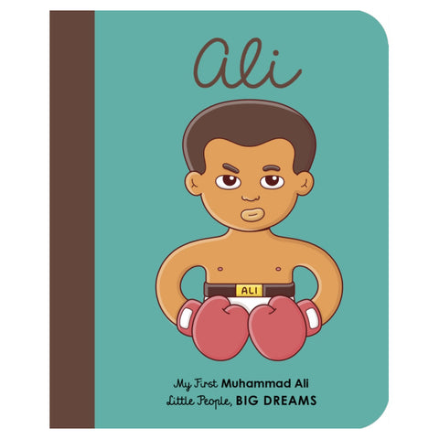 Little People, BIG DREAMS My First Muhammad Ali : 22