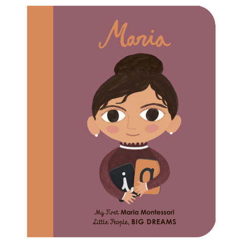 Little People, BIG DREAMS My First Maria Montessori : 23
