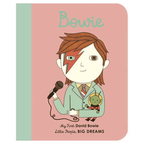 Little People, BIG DREAMS My First David Bowie : 26