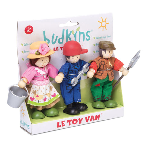 Le Toy Van Farmer Set-Toy-Rockaway Toys