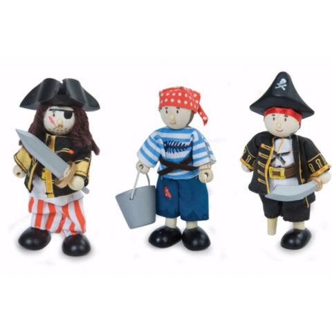 Le Toy Van Pirates Set-Toy-Rockaway Toys