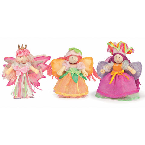 Le Toy Van Garden Fairy Set