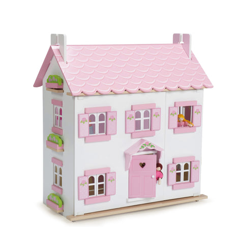 Le Toy Van Sophie's House-Toy-Rockaway Toys