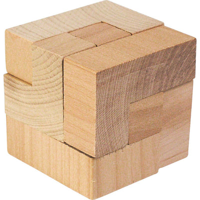 Goki Magic Cube Puzzle-Toy-Rockaway Toys