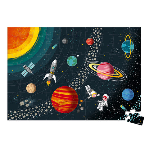 Janod Education Puzzle - Solar System