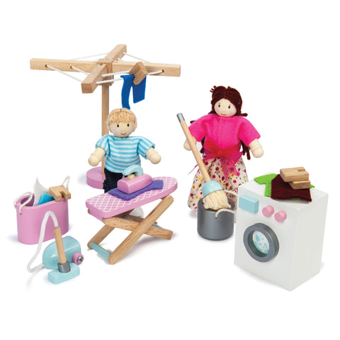 Le Toy Van Laundry Room Set-Toy-Rockaway Toys