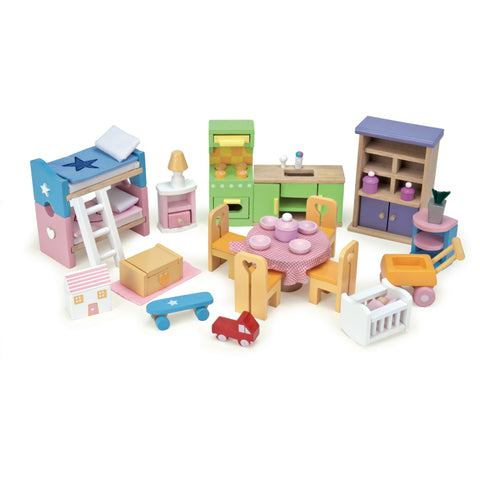 Le Toy Van Starter Furniture Set-Toy-Rockaway Toys