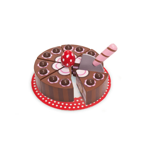 Le Toy Van Chocolate Gateau-Toy-Rockaway Toys