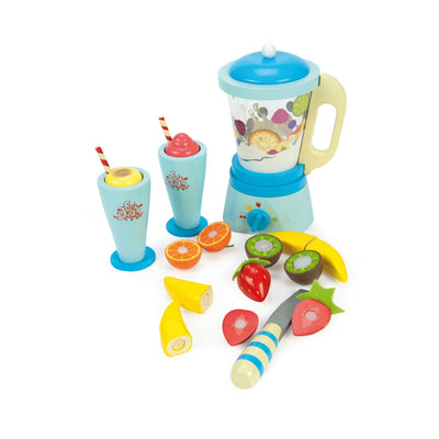 Le Toy Van Blender Set 'Fruit & Smooth'-Toy-Rockaway Toys