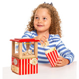 Le Toy Van Popcorn Machine-Toy-Rockaway Toys