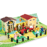 Le Toy Van Farm Play Mat
