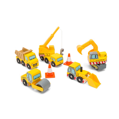 Le Toy Van Construction Set-Toy-Rockaway Toys