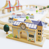 Le Toy Van Royal Express Train Set (180 pieces)