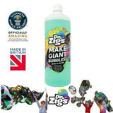 Dr Zigs Giant Bubbles 1 ltr Ready-To-Go Bubble Mix