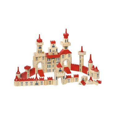 Goki Castle Building Blocks-Toy-Rockaway Toys