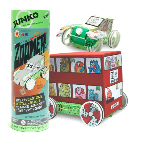 JUNKO Core Zoomer! Kit   (entry-level version of the Zoomer! Kit )