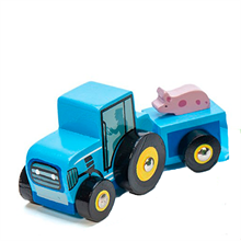 Le Toy Van Tractor Trails (1 tractor)