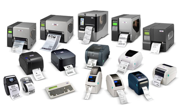 Barcode Printer طابعة باركود