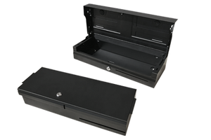 FLP46- BB Balck Flip Top Heavy Duty Electrical Cash Drawer صندوق نقدي كاشير