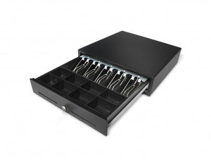 SLD46 Heavy Duty Electrical Black Cash Drawer
