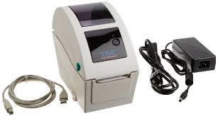 TSC 225 Desktop Barcode Printer