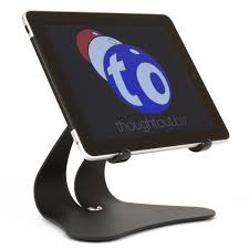 Large iPad Stands & Tablet Holder 2.0 Black