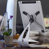 iPad Stands & Tablet Holder PRO Adjustable Stand Black Color